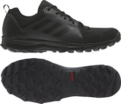Adidas Men's Terrex Tracerocker Trail Running Shoes - Black