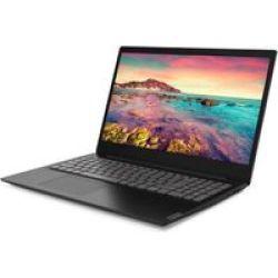 Lenovo S145 15.6 Celeron Notebook - Intel Celeron N4000 500GB Hdd 4GB RAM Windows 10 Home 64-BIT Black