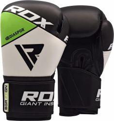 RDX Boxing Gloves Rex F11 Green