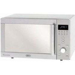 Defy - Convection Microwave Oven 34L Stainless Steel