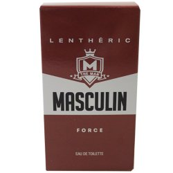 Lentheric Masculin Force - 100ml Edt