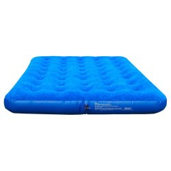 Discovery - Queen Airbed With Flocking