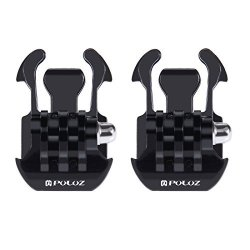 PULUZ Horizontal Surface Quick Release Buckle For Gopro HERO5 5 Session 4 Session 4 3+ 3 2 1