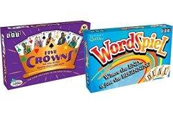Five Crowns And Wordspiel Bundle