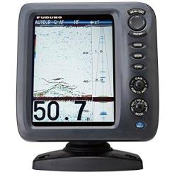 Furuno FCV588 Color Lcd 600 1000W 50 200 Khz Operating Frequency Fish Finder Without Transducer 8.4