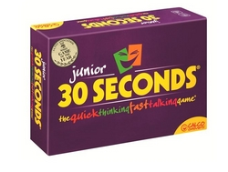 30 Seconds Junior Afrikaans Board Game