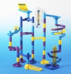 Discovery Toys Marbleworks Marble Run Deluxe Set