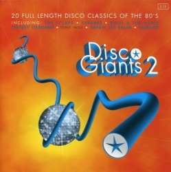Disco Giants Volume 2 cd