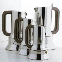Alessi 9090 M Stovetop Richard Sapper Espresso Maker 10 Cups