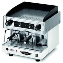 Wega Orion Commercial Espresso Machine - 2 Group Compact Evd Automatic Electric White