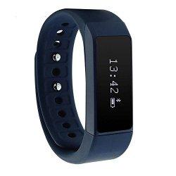 Acekool I5 Plus Smart Bracelet Bluetooth 4.0 Waterproof Oled Touch Screen Pedometer Tracker Wireless