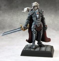 USA Reaper Miniatures Luvick Siervage Vampire 60145 Pathfinder Miniatures Unpainted