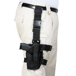 Rothco Hunting & Tactical Gear Rothco Deluxe Adjustable Drop Leg Holster