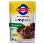 Snowflake - Easymix Muffin Chocomint Packet 500G