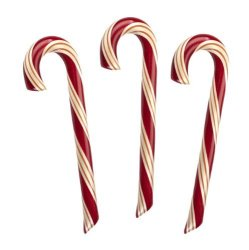 Hammond's Candies 3 Natural Mint Candy Canes No Corn Syrup Hammonds  Handmade 2 Oz Red gold white Stripe | R680 00 | Sunglasses | PriceCheck SA