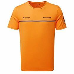 McLaren F1 2019 Men's Team Set-up T-Shirt Orange L