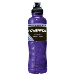 Powerade Sports Drink Jagged Ice 500 Ml