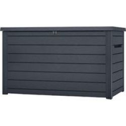 Keter - Ontario Deck Box - Graphite