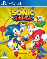 Sony Playstation Sonic Mania Plus PS4