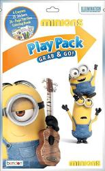 USA Minion Grab N Go Play Despicable Children's Party Pack