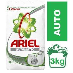 Ariel 3kg Auto Wash Powder Regular