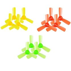RED 6CW+6CCW RCDH 6 Pairs DALPROP Cyclone T5047C Props