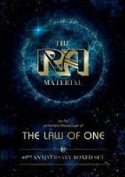 Ra Material: Law Of One: 40TH-ANNIVERSARY Boxed Set Hardcover