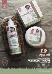 Pure Beginnings Probiotic Baby Sensitive Cream Wash 200ml