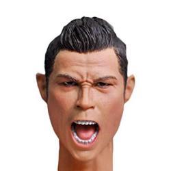 "Hiplay 1 6 Scale Male Figure Head Sculpt Handsome Men Tough Guy Doll Head For 12"" Action Figure Phicen Tbleague Ht HP025"