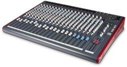 Allen & Heath ZED-24 Zed Series 24 Channel USB Mixer For Live And Studio Recording Blue