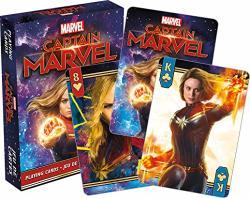 Aquarius Marvel Capt Marvel Movie Playing Cards