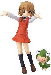 AAA Anime Distribution Good Smile Hidamari Sketch X Honeycomb Yuno Figma Action Figure