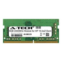 A-tech 8GB Module For Hp 15-BS212WM Laptop & Notebook Compatible DDR4 2400MHZ Memory RAM ATMS380919A25827X1