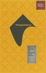 Triangulations - Narrative Strategies for Navigating Latino Identity Paperback