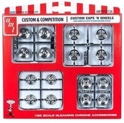 Round 2 Llc 1 25 Custom Caps & Wheels Parts Pack