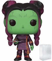 Funko Pop Marvel: Avengers Infinity War - Young Gamora With Dagger Vinyl Figure Includes Pop Box Protector Case
