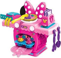 USA Cra-z-art Disney Junior Minnies Deluxe Kitchen