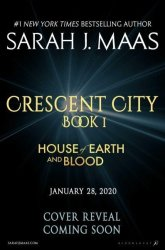 House Of Earth And Blood - Sarah J. Maas Hardcover