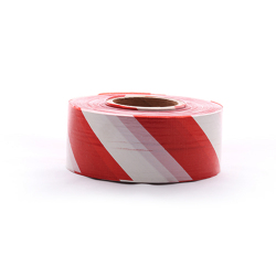Barrier Tape Red White
