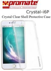 Promate Crystal-i6p Crystal Clear Shell Protective Case