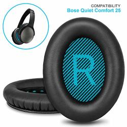 Professional Hztcam Replacement Ear Pads For Bose QC25 quietcomfort 15 QC15 AE2 & Soundlink Over-ear soft Protein Leather n