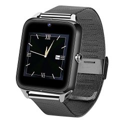 VGEBY Sports Watch With Camera Blutooth Touch Screen Cell Phone Watch Fitness Tracker