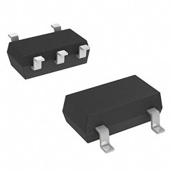 Ic Temp Sw Open Drain SOT23A-5 100 Pieces