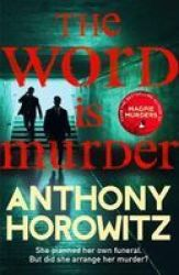 The Word Is Murder Paperback