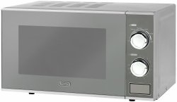 Defy Manual Microwave - 20L Metallic