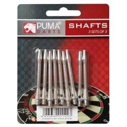 PUMA DARTS - Pro Aluminium Shaft Set 3 Pack