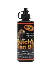 BUTCH'S GUN CARE PRODUCTS Butch's Gun Oil 4OZ