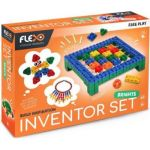 Flexo Inventor Set Brights 815 Pieces 200 Bricks + 2 Tendon Sheet 600
