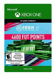 Electronic Arts Fifa 19: Ultimate Team Fifa Points 4600 - Xbox One Digital Code