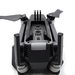 Nesee 3D Printed Camera Holder Adapter Mount Accessories For Dji Mavic Pro Drone Black